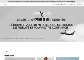 boutique.carnetdevol.com