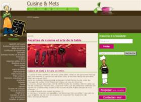 boutique.cuisine-et-mets.com