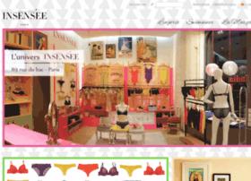 boutique.insensee.com