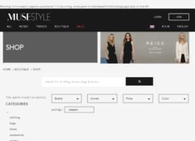 boutique.musestyle.com