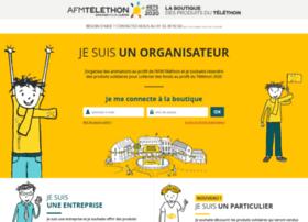 boutique.telethon.fr