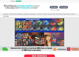 boutiqueaerographe.com