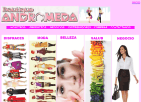boutiqueandromeda.net