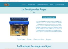 boutiquedesanges.fr