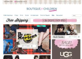 boutiqueforchildren.com
