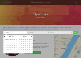 boutiquehotels-newyork.com