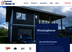 bouwbedrijf-koster.nl