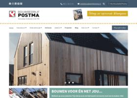 bouwbedrijfpostma.nl