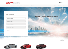 bow-auto-parts.autopartsearch.com
