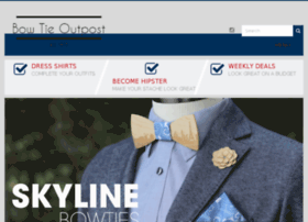 bow-tie-outpost.mybigcommerce.com
