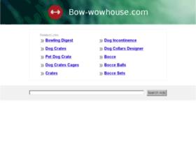 bow-wowhouse.com
