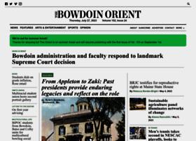 bowdoinorient.com