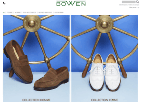 bowen-shoes.com