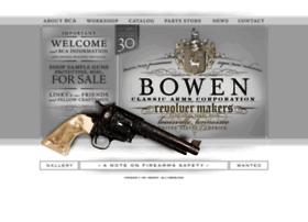 Bowenclassicarms.com
