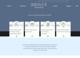 bowerfoundation.org