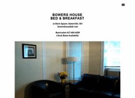 bowershousebnb.com