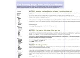 boweryboys.libsyn.com