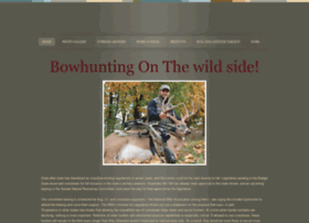 bowhuntingonthewildside.webs.com