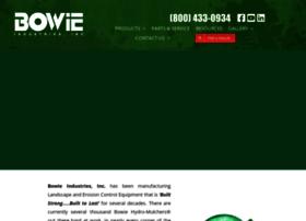 bowieindustries.com