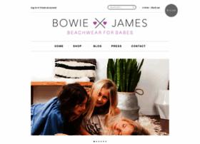 bowiejames.com