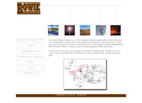 bowiepower.com