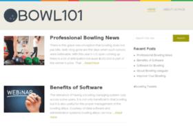 bowl101.com