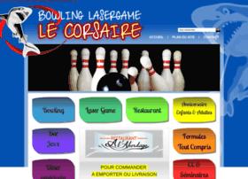bowling-lecorsaire.com