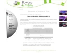 bowlingdutrefle.fr
