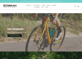 bowman-cycles.com
