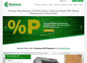 bowmananalytics.com