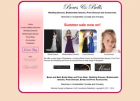 bowsnbellsbridalwear.co.uk