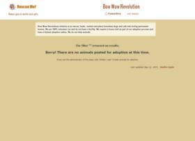 bowwowrevolution.rescueme.org