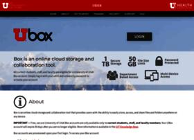 box.utah.edu
