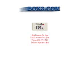 box3.com