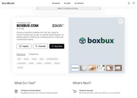 boxbux.com