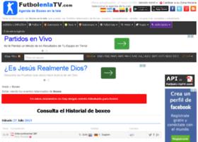 boxeo.futbolenlatv.com