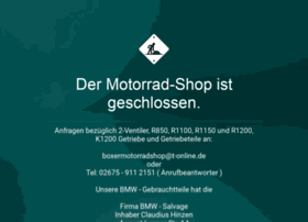 boxer-motorrad-shop.de