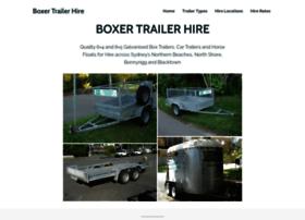 boxertrailerhire.com.au