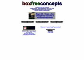 boxfreeconcepts.com