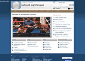 boxing.nv.gov
