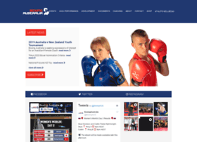 boxing.org.au