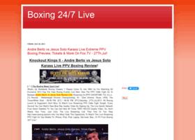 boxing24-7live.blogspot.com
