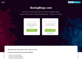 boxingblogs.com