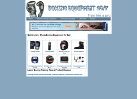 boxingequipment247.com