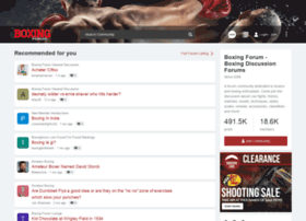 boxingforum.com