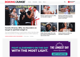 boxingjunkie.com