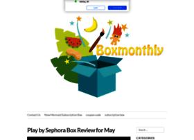 Boxmonthly.com