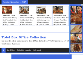 boxofficetotalcollections.com