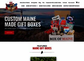 boxofmaine.com