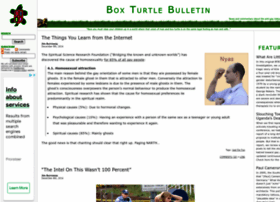 boxturtlebulletin.com